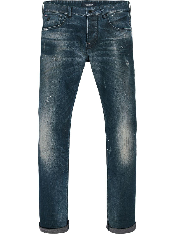 Mens Ralston-Jet Set Slim Jeans Scotch & Soda tE7UB