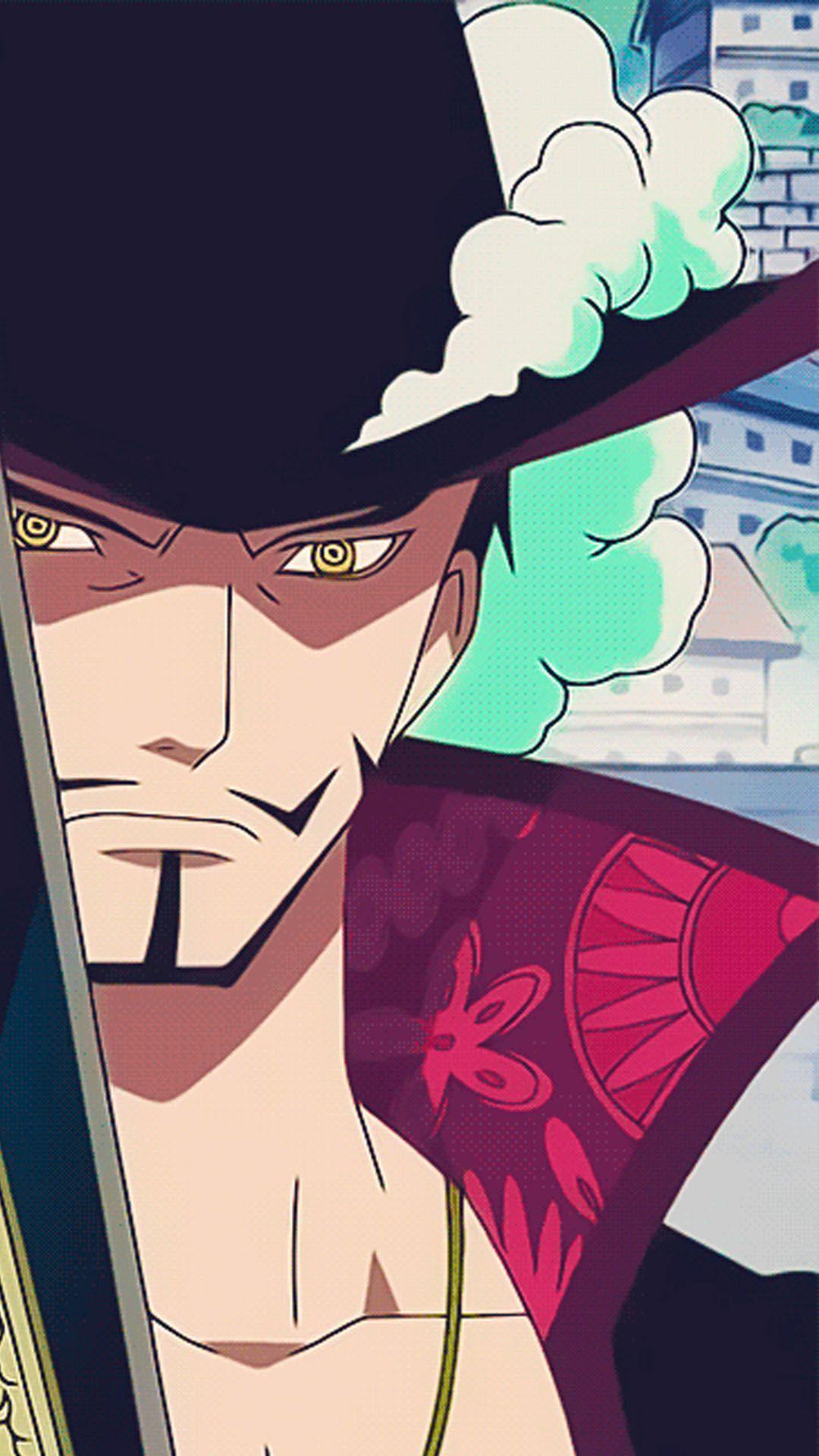 Mihawk Wallpaper 17 One Piece Anime Anime Love List Of Heroes