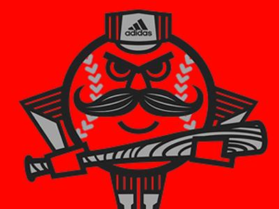 Mike Harpin — Adidas baseball man