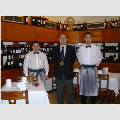 Portugal (Lisbon) - Restaurante Isaura