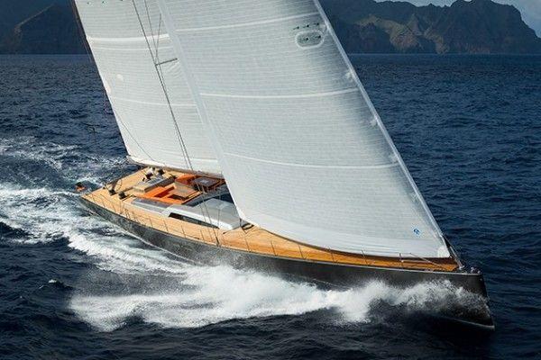 'Nikata' - Baltic 115