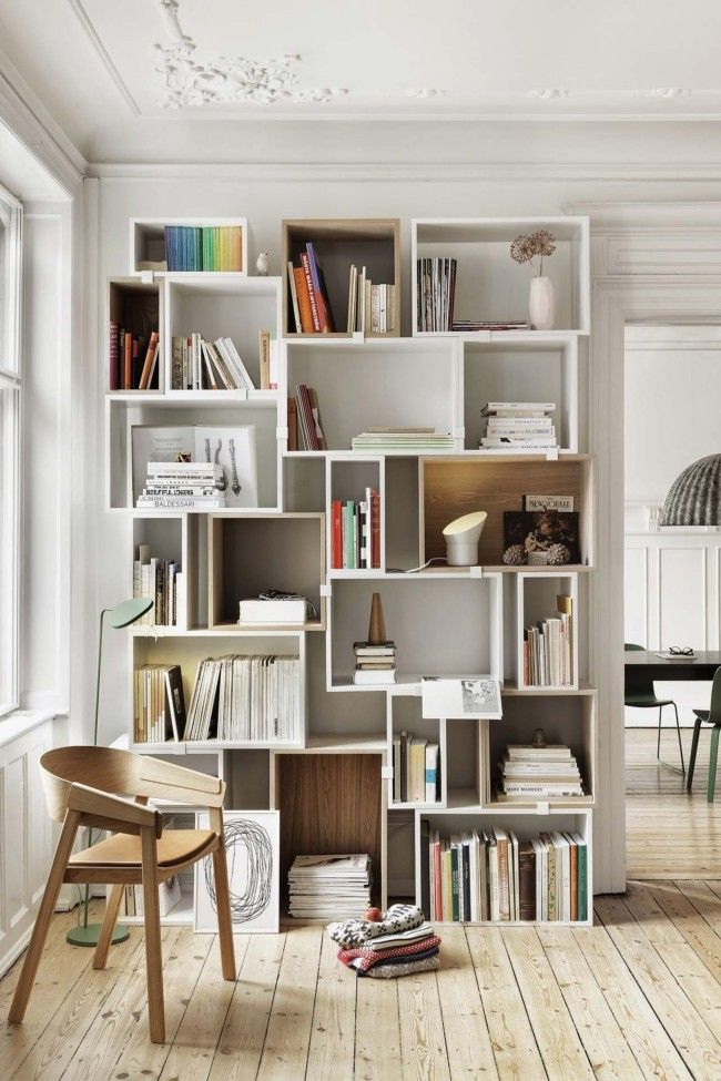Designer and published author Vince Frost is a huge admirer of a great books and bookshelves.