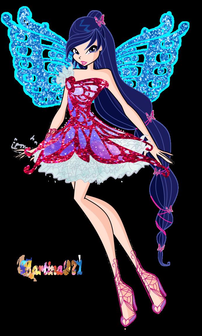 Musa winx butterflix google search cosplay pinterest - Jeux de winx musa ...