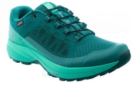 Salomon Women's XA Elevate GTX Trail Running Shoes Mallard