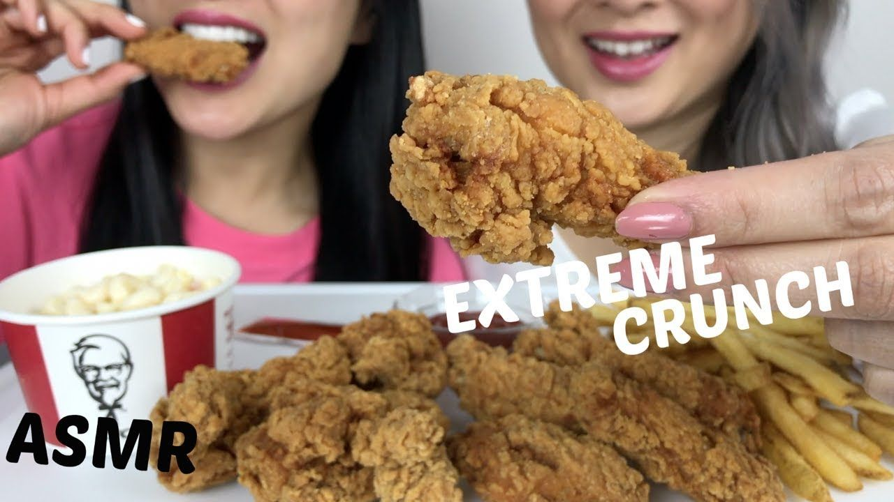 Extreme Crunch Asmr No Talking Kfc Hot Wings N E Lets Eat Sas Asmr Eat Hot Wings Food You'll find a variety of asmr videos covering numerous triggers. lets eat sas asmr eat hot wings