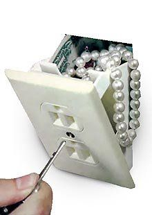 26 Clever Ways To Hide Things In Your Home Reviews Wall Safe Fake Walls Mini Safes