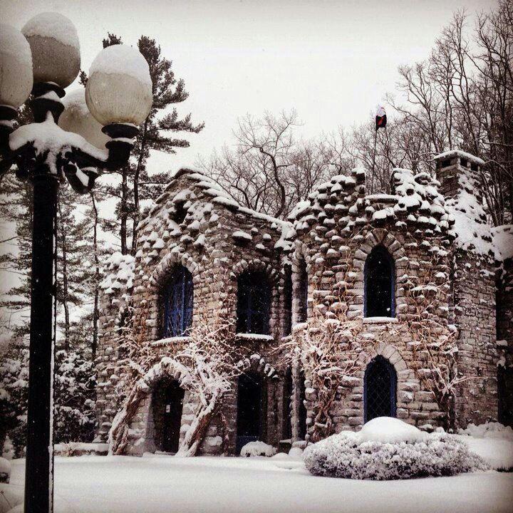 Haunted House York University: Beardslee Castle Little Falls NY