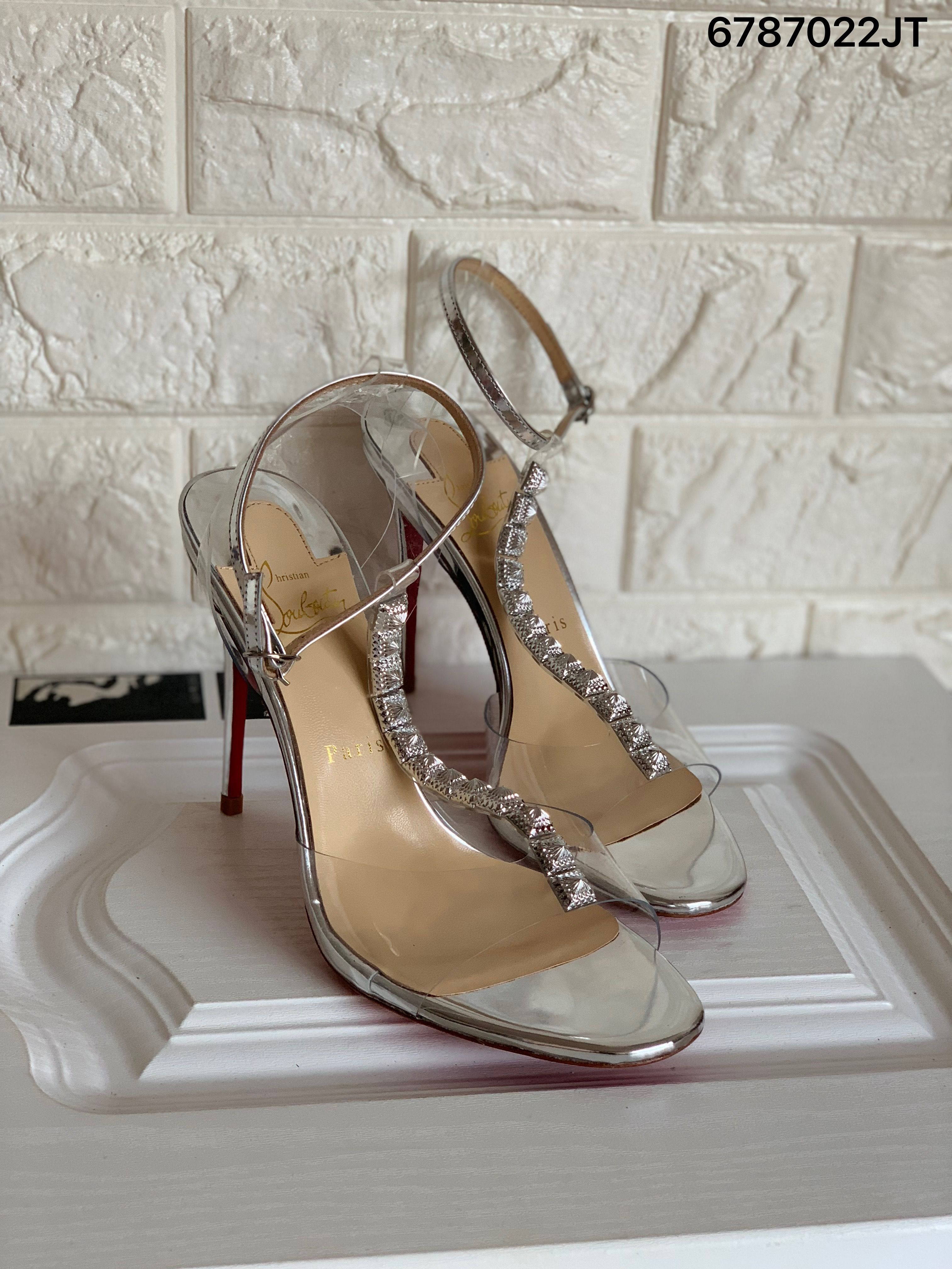 Christian louboutin CL red bottom high