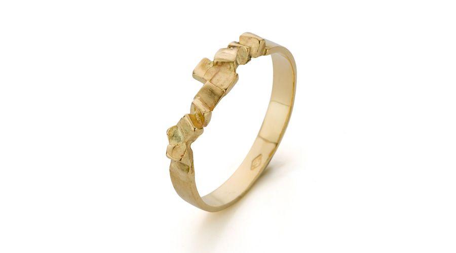 Gouden Witgouden Ringen Juwelen Trouwringen