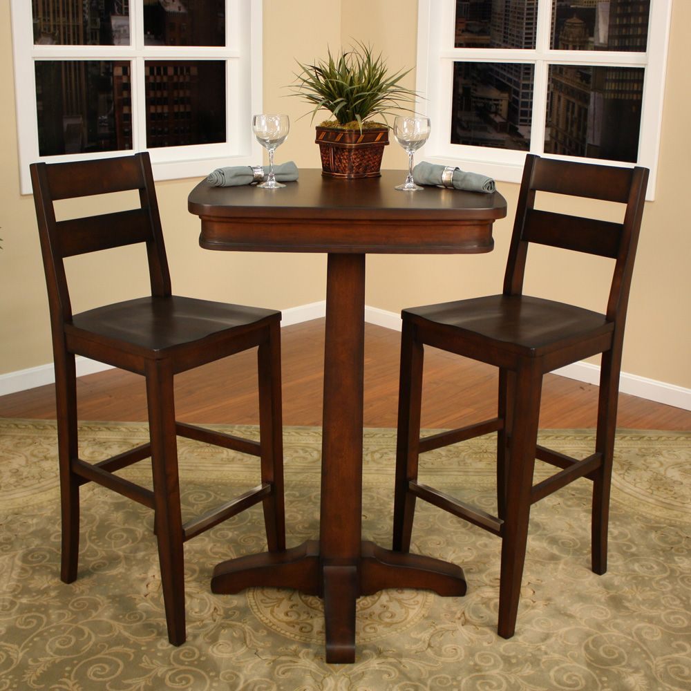 American Heritage Taylor Square Pub Table in Sierra & American Heritage Taylor Square Pub Table in Sierra | Squares ...
