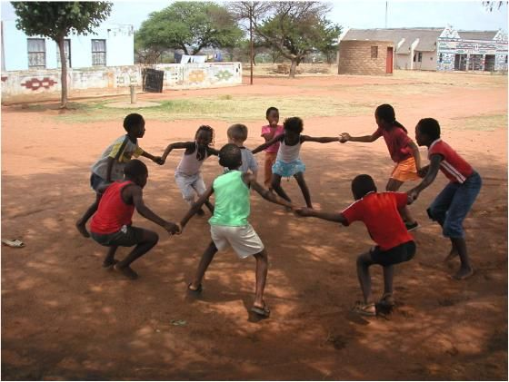 Children Playing | Kids playing, African children, Play family