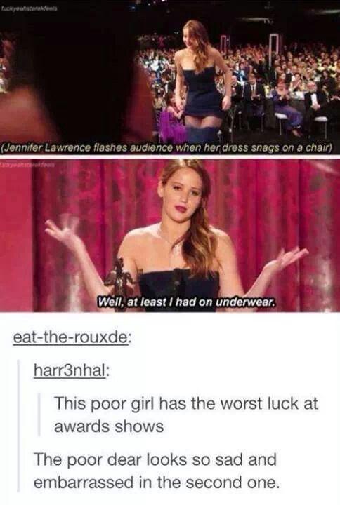 Poor Jen.