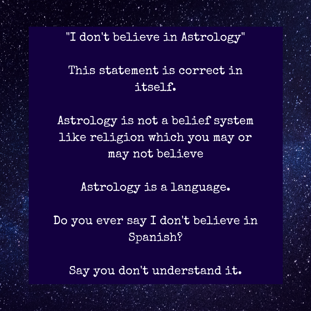 What Religion Believes In Astrology