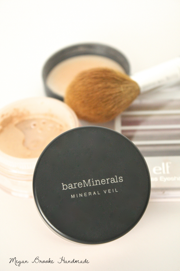 How to Make Your Own Mineral Veil Makeup Mineral veil
