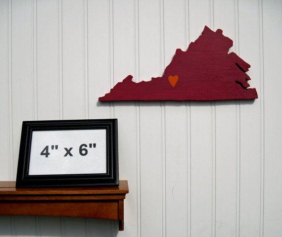 Pin By Emily Stewart On Mflb Heart Wall Art Virginia Tech Virginia Tech Hokies