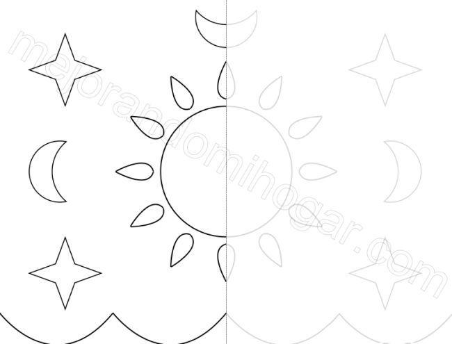 papel picado designs template - photo #23