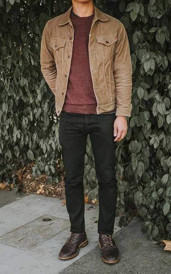 40 superbes tenues d'automne décontractées pour que les hommes aient l'air cool   – Zac Efron