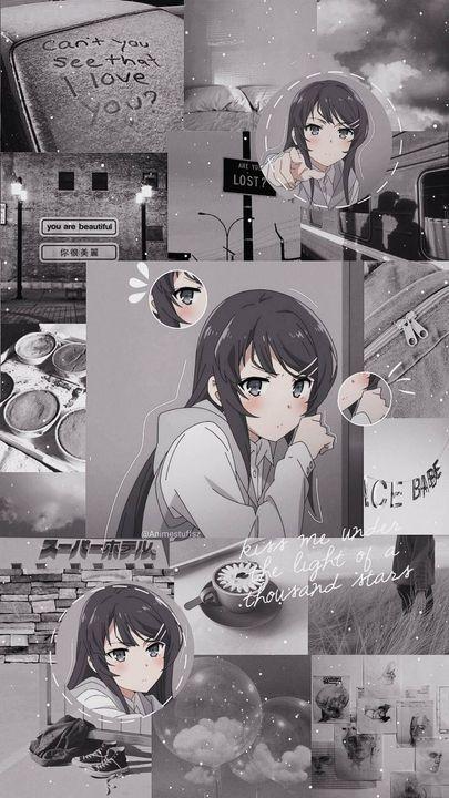 anime aesthetics ☽༓ - 16%