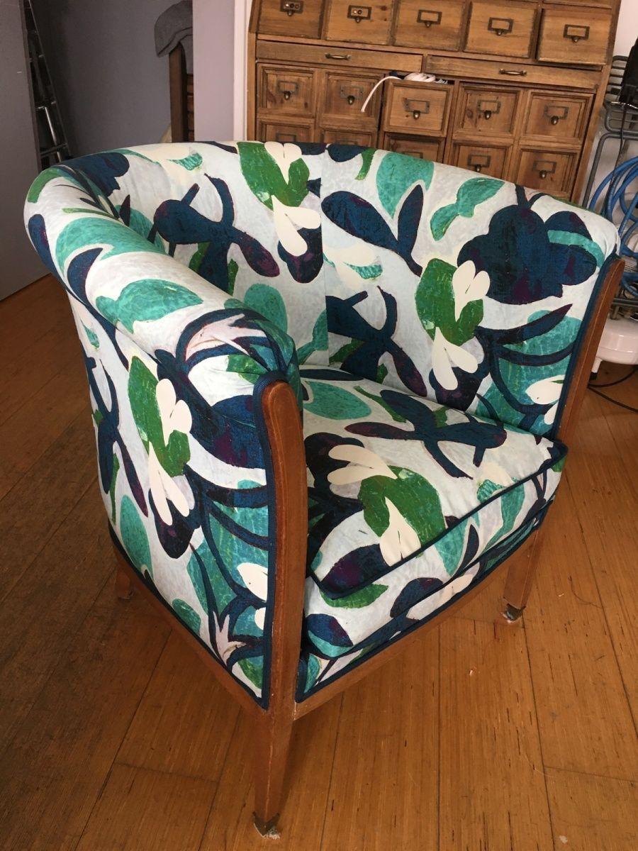 Comment Renover Un Tonneau refection complète d'un fauteuil tonneau | fauteuil tonneau