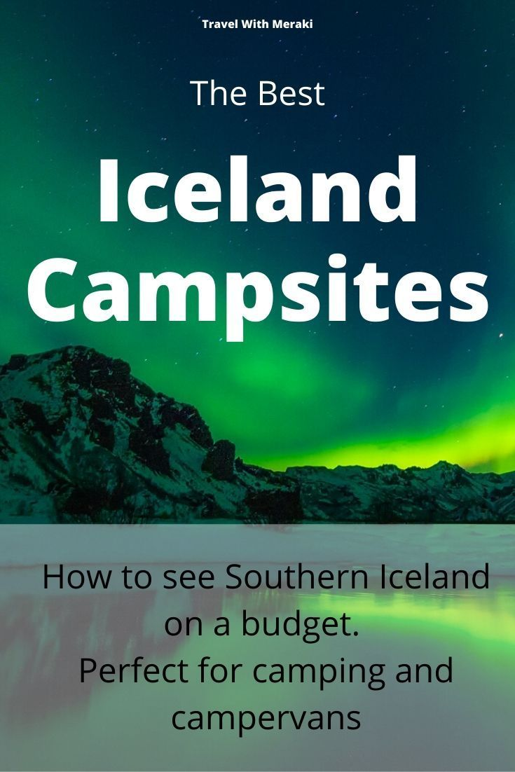 Iceland Campsites We share the best campsites for camping and motorhomes in Southern Iceland Find the Iceland campsite with the right facilities for you