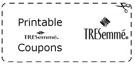 photograph regarding Tresemme Printable Coupons named Tresemme Coupon: Preserve $2.50 Tresemme Coupon Free of charge