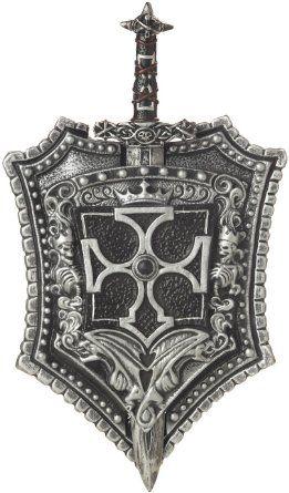 Amazon com: California Costumes Crusader Sword & Shield
