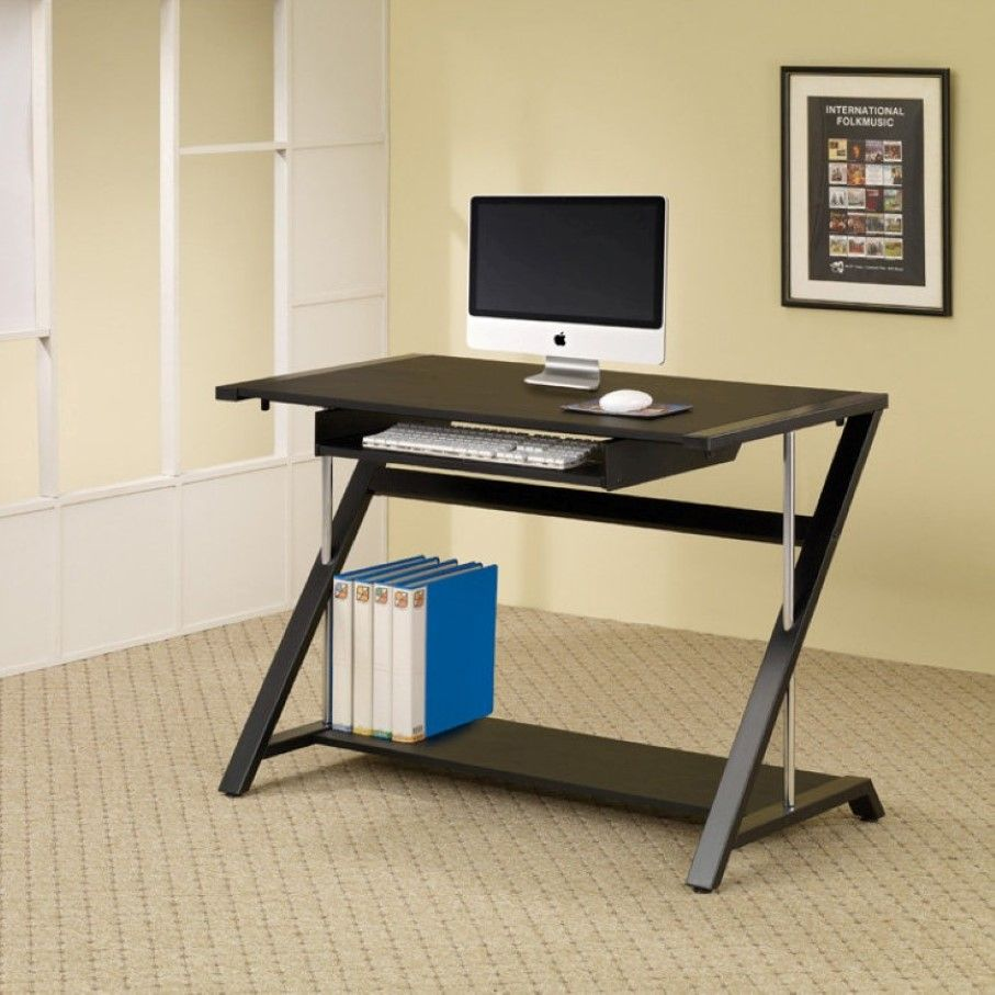 Painting of choose slim computer desk if you deserve to have