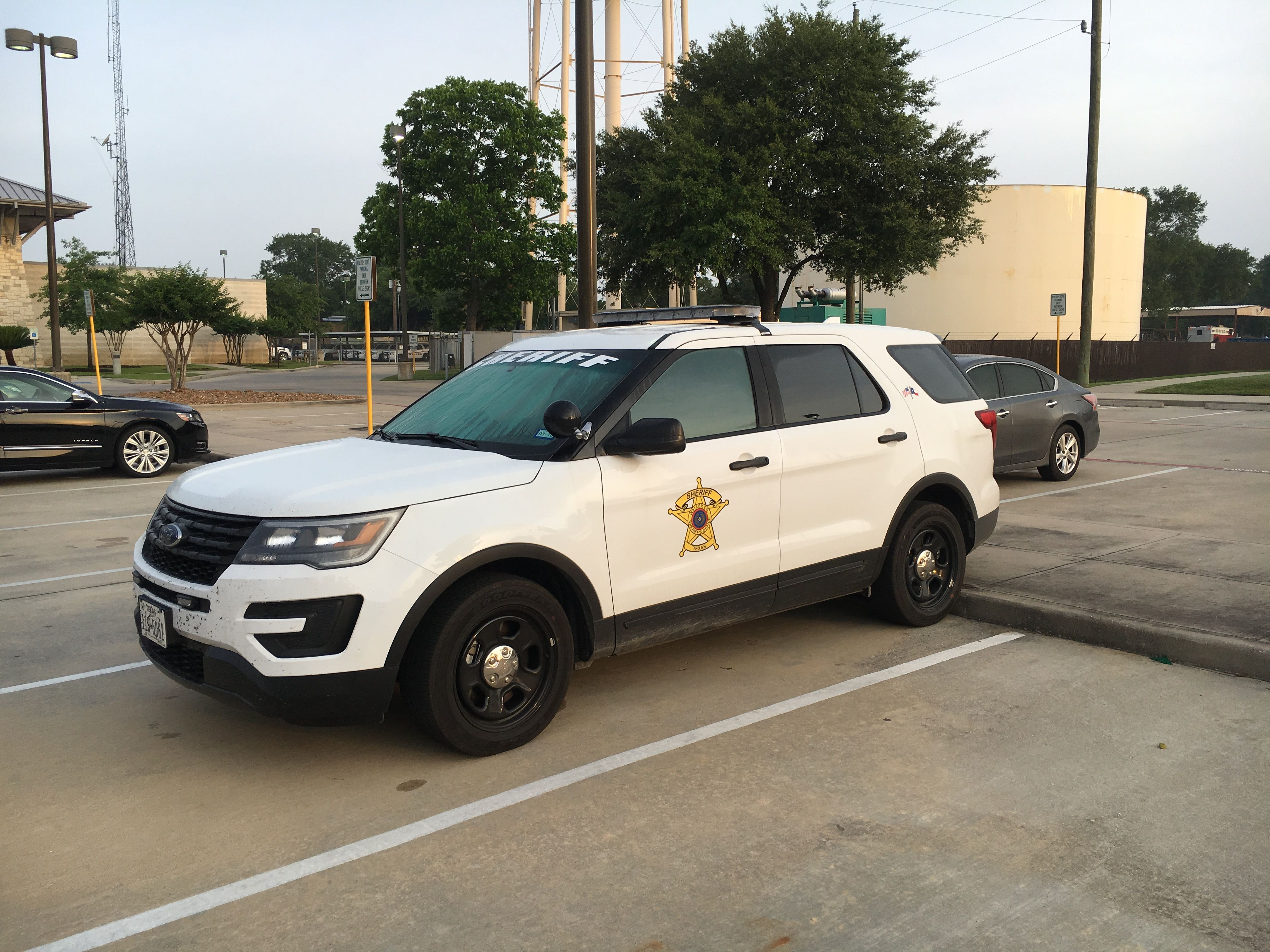 Waller County Sheriff S Office Ford Police Interceptor Suv Texas