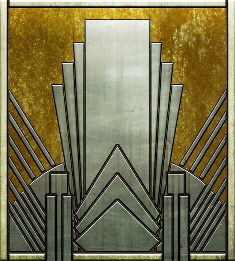 20+ Incredible Art Deco Design You Can Try To Display Exhibits #artdecointerior