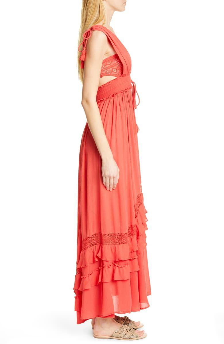 Endless Summer By Free People Santa Maria Maxi Dress Nordstrom Nordstrom Dresses Maxi Dress Dresses [ 1196 x 780 Pixel ]