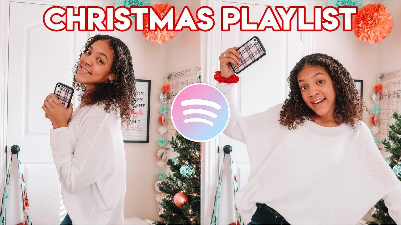 my ULTIMATE CHRISTMAS PLAYLIST 2019 !! (watch me rip my pants) - YouTube   Christmas playlist ...