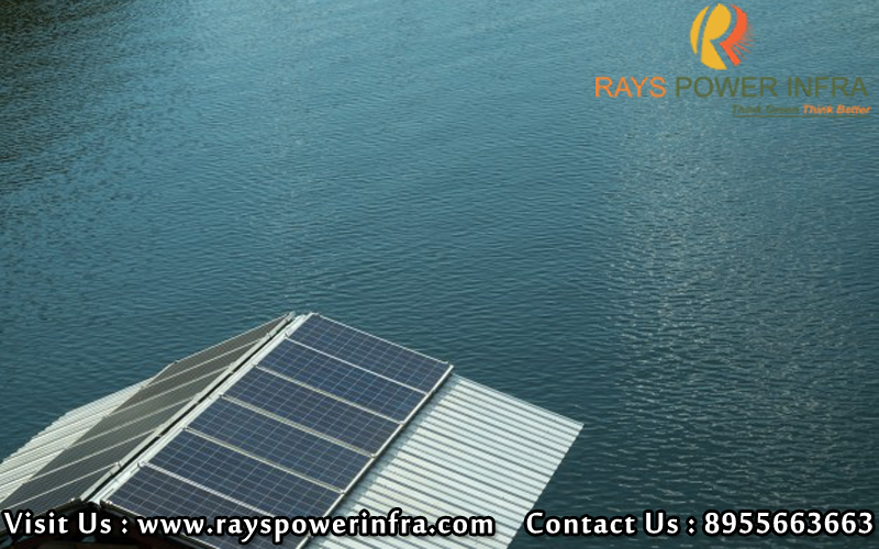 Rays Power Infra Pvt Ltd A Distinguishable Solar Energy Producer Is Headed By Leaders Who Are Veterans In Their Res Solar Energy Solar Power Roof Solar Panel