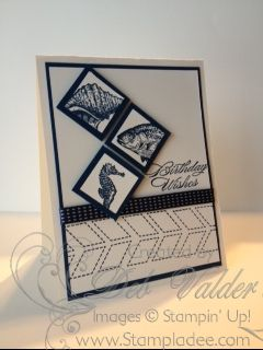 By the Tide with Deb Valder by djlab - Cards and Paper Crafts at Splitcoaststampers