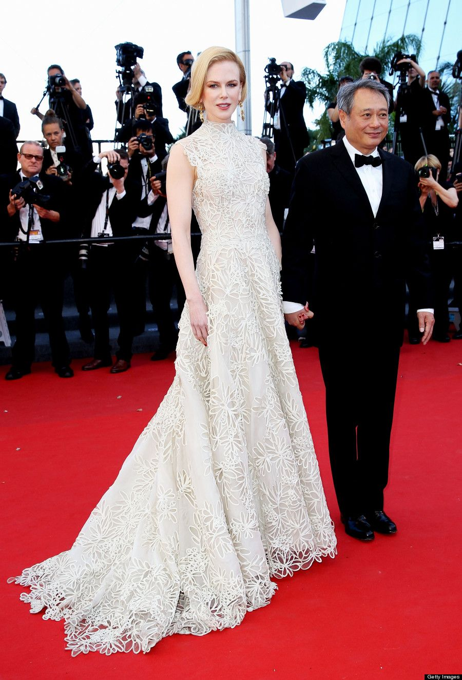 Nicole Kidman Grecian Dresses