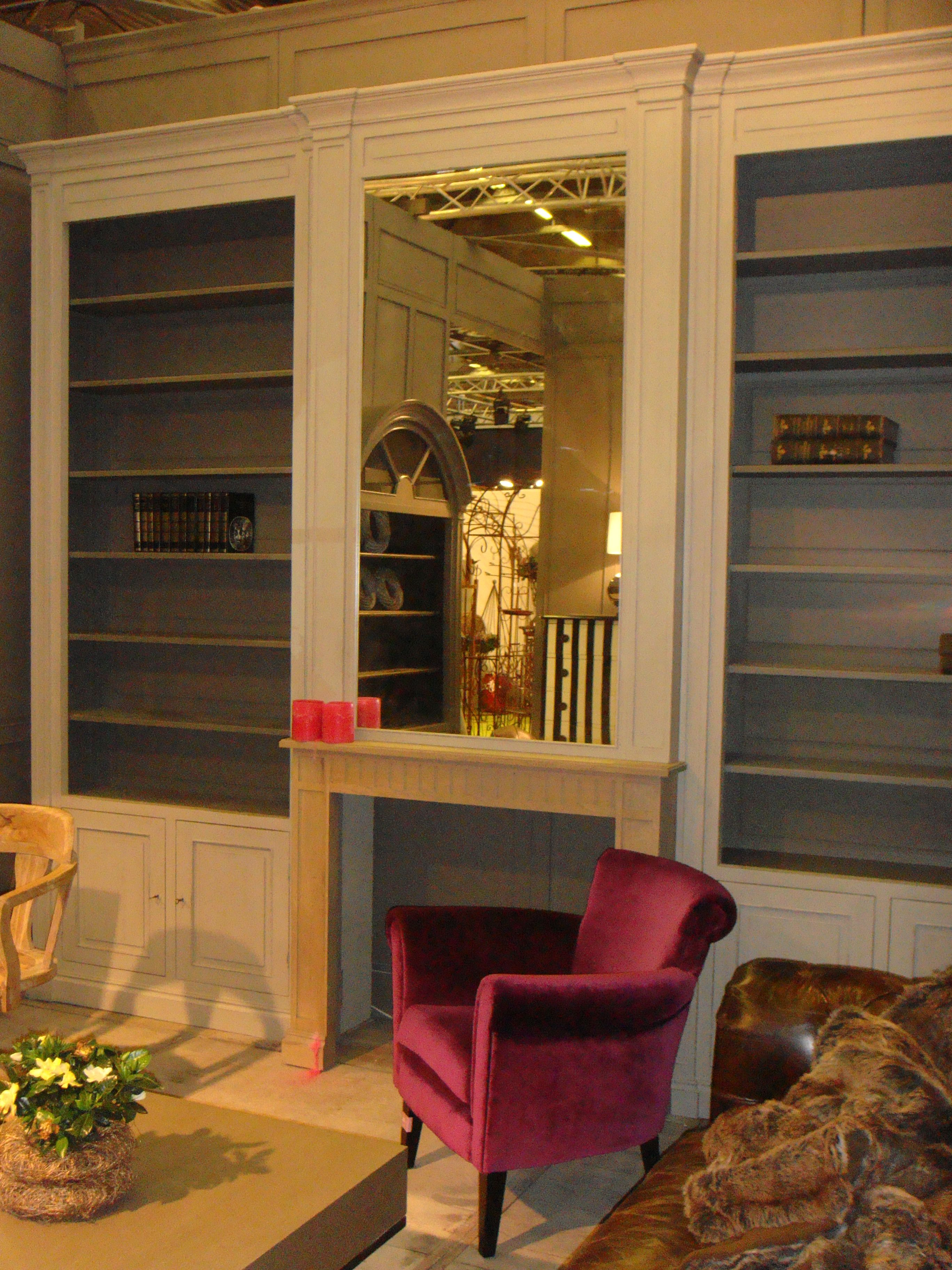 Inspirant agencement de meubles salon coin chemin e sjd8 for Agencement meuble salon