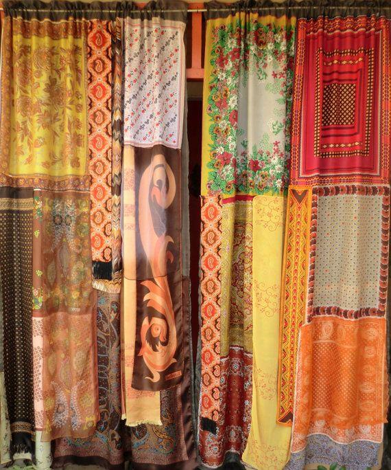 Best 25+ Scarf Curtains Ideas On Pinterest