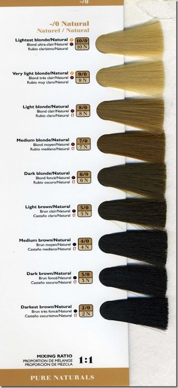 What Level Hair Color To Do You Have Level 1 Is Black And Level 10 Is Light Blond Hair Levels Hair Color Hair Chart