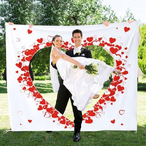 Hochzeitslaken Herzmotiv Zum Ausschneiden Herz Hochzeit Hochzeit Hochzeit Brauche