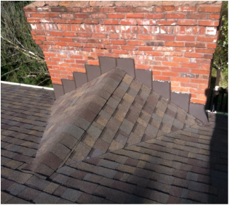 Understanding Your Residential Roof Replacement Estimate 7 Chimney Crickets Roofing Roof Roof Construction