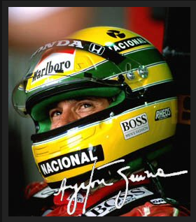 You are missed, so missed. Ayrton Senna 4 ever!