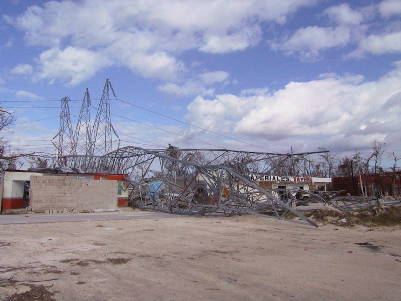 2005 Hurricane Wilma Riviera Maya Resorts Puerto Morelos Riviera Maya