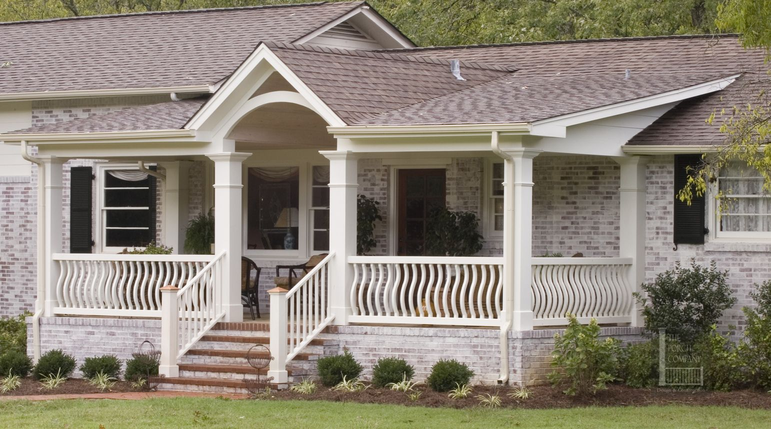 Choosing The Right Porch Roof Style Front Porch Design House