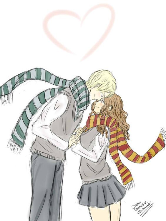 Image result for dramione comics
