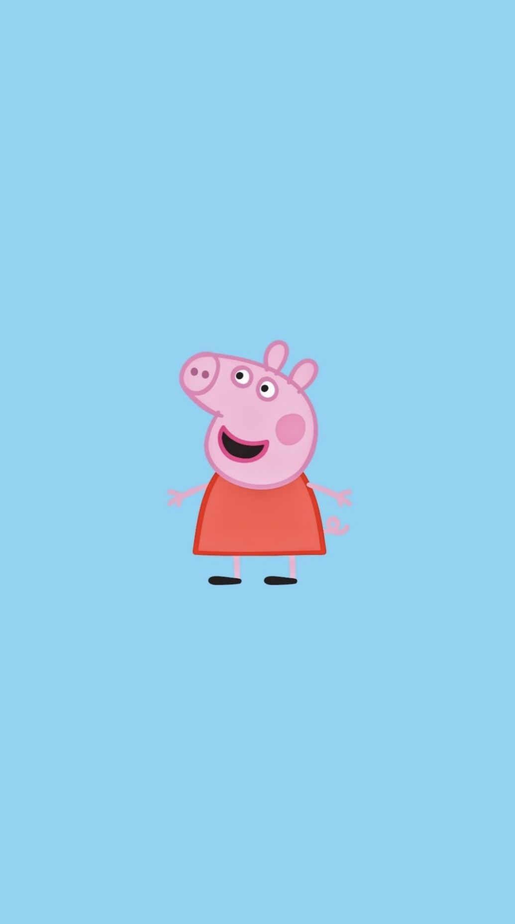 Pin By Emily Hickok On Wallpapers Peppa Pig Wallpaper Pig