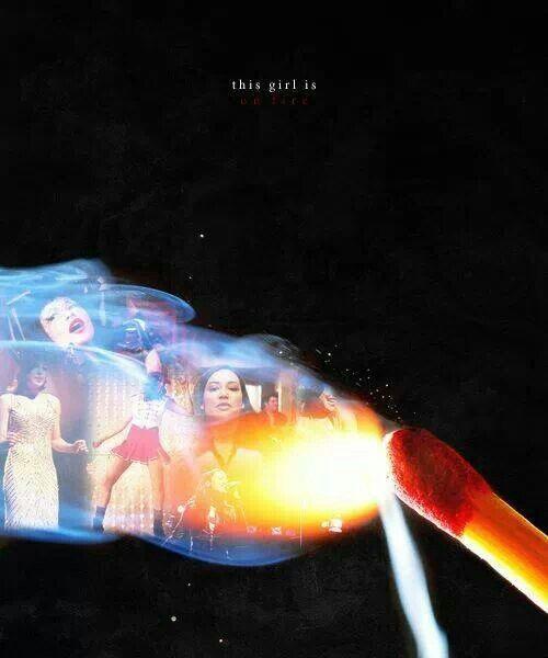 This girl is on fire | Santana