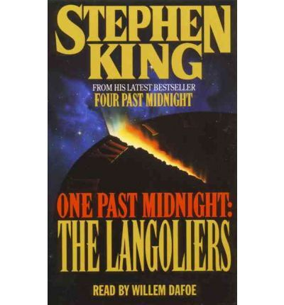 One Past Midnight The Langoliers By Stephen King Audio Book Cd