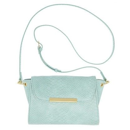 Mint Crossbody Bag By Steve Madden This Classically Cool