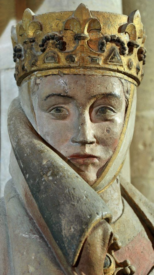 Naumburg Master Gothic Period Sculpture