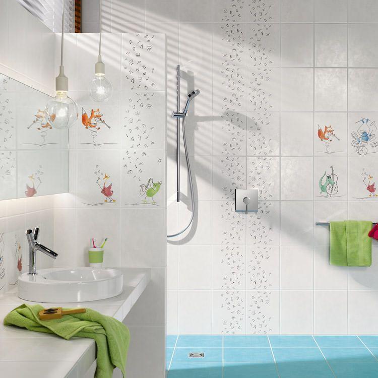 Kinderbadezimmer  rundherum wohlfhlen auch fr den Nachwuchs  Badezimmer  Kinderbad Baden