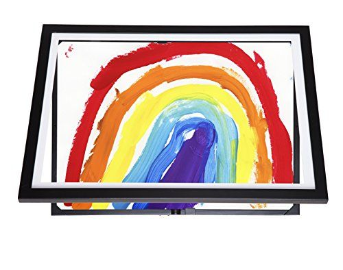 Lil Davinci 18x24 Kids Art Frame 18x24 Black Read More At The Image Link Note It Is Affiliate Link To Amazon Frame Kids Art Framed Art Da Vinci Art